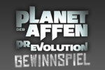 Planet der Affen Prevolution - Gewinnspiel