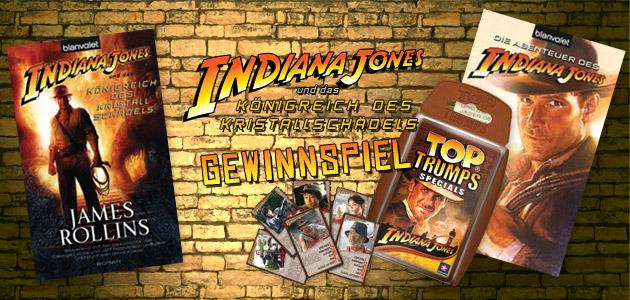 Willkommen beim Indy-Gewinnspiel!