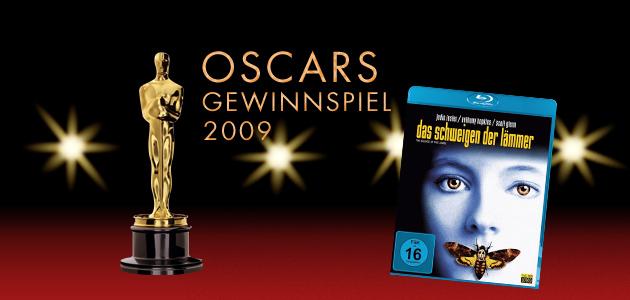 Willkommen beim Oscars-Gewinnspiel