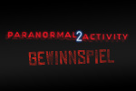Paranormal Activity 2 - Gewinnspiel
