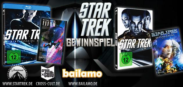Willkommen beim Star Trek XI Gewinnspiel