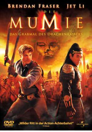 Mumie 3 DVD Cover