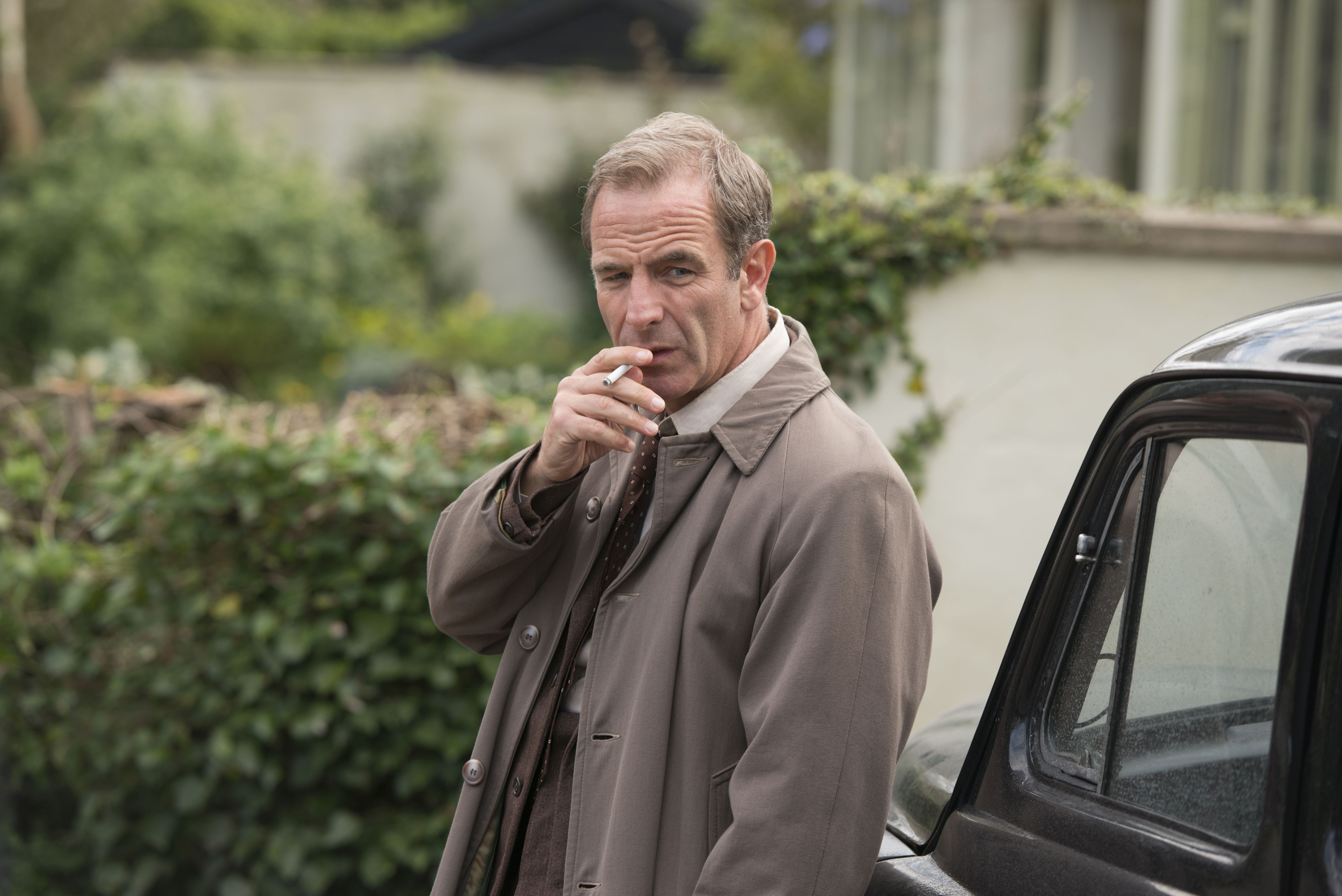 Geordie Keating (Robson Green)