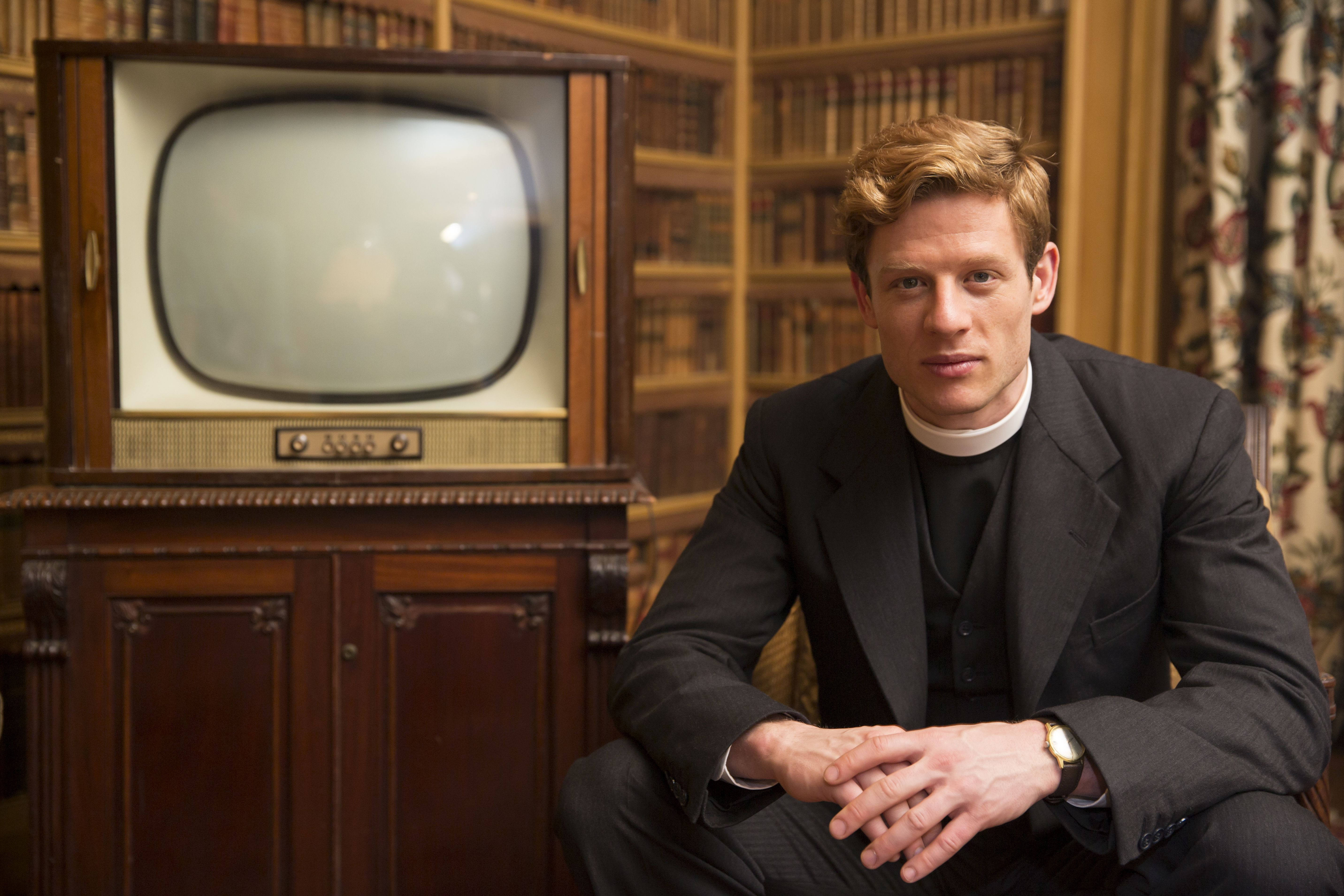 Sidney Chambers (James Norton)
