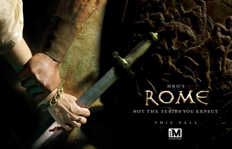 "HBO's ""Rome"""