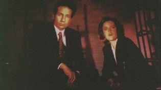 Scully und Mulder