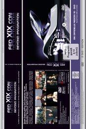 FedCon XIX DVD Cover