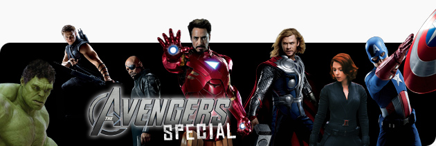 Avengers - SPECiAL