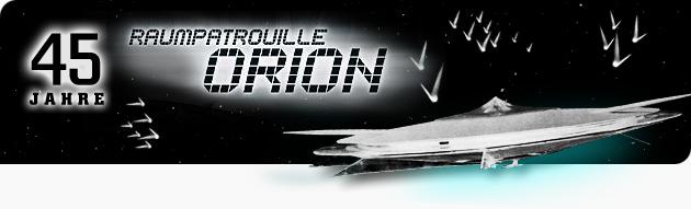 Willkommen beim Raumpatrouille Orion - SPECiAL!