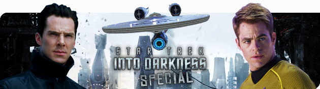 Star Trek Into Darkness - SPECiAL