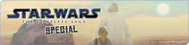 Zum Star Wars - The Complete Saga - Special