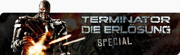 Willkommen beim Terminator Special