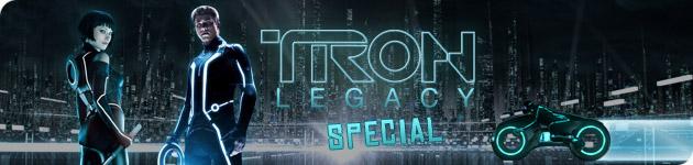 Zum TRON Legacy - Special