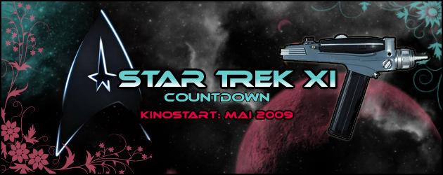 Willkommen beim Star Trek XI Countdown