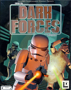 Dark Forces - Cover 1995