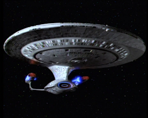 U.S.S. Enterprise NCC-1701D